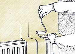 tipps zum richtig tapezieren tapeziertipps und anleitung. Black Bedroom Furniture Sets. Home Design Ideas